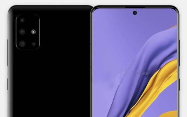 L型四摄+中置打孔屏,三星发布Galaxy A51/A71
