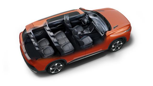 年轻人的梦想座驾,这款SUV兼具颜值和黑科技,还能私人定制