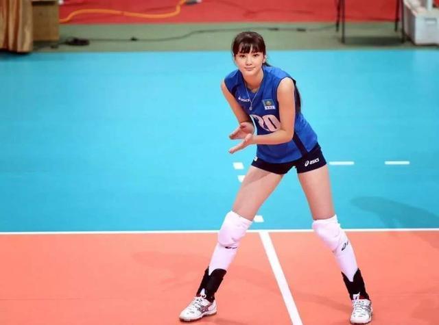 排球女神腿长120厘米,傲人身材被日本宅男追捧,24岁不再清纯